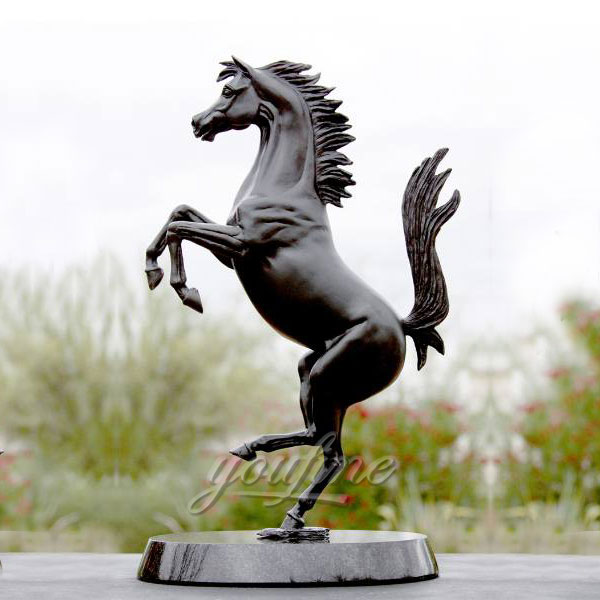 Horse Figurines for garden decor