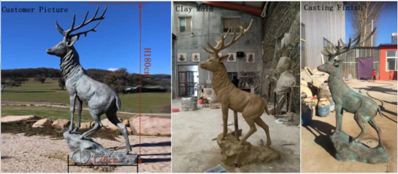 deer statues for sale