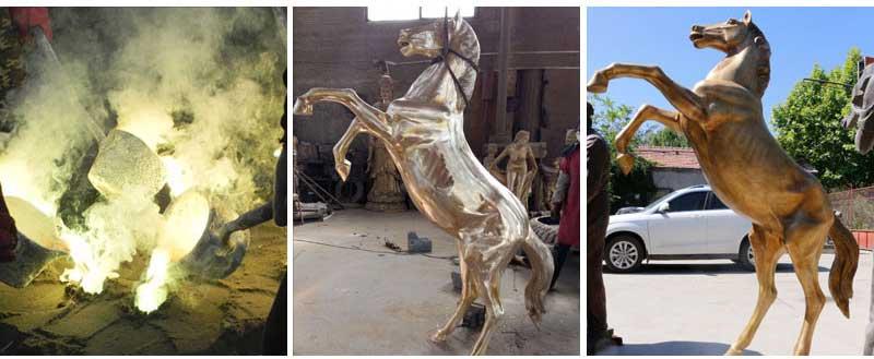 horse sculpture australia