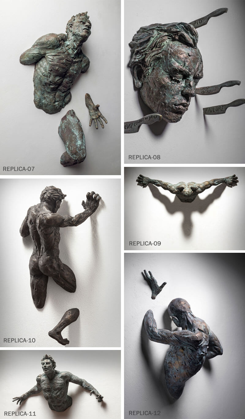 Home Decoration about Matteo Pugliese casted Bronze Sculpture for sale